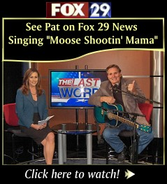 Pat Garrett Singing Moose Shootin Mama