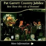 Pat Garrett Country Music Jubilee